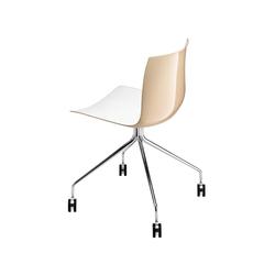 Catifa 46 | 0369 | Task chairs | Arper