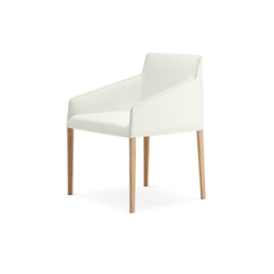 Saari | 2702 | Visitors chairs / Side chairs | Arper