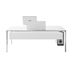 Nuur | Office | Individual desks | Arper