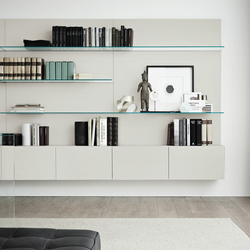Elle Plus 10 | Office shelving systems | Gallotti&Radice