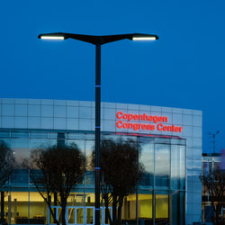 Bella Center, Kopenhagen | Luminaires LED | ewo