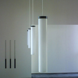 TUBE big room pendant | General lighting | Okholm Lighting