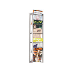 MagRack | Brochure / Magazine display stands | Peter Boy Design