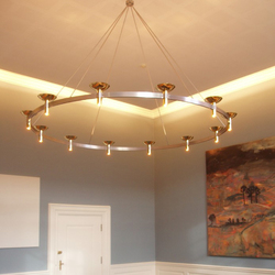 JTJ chandelier | Lampadari a corona | Okholm Lighting