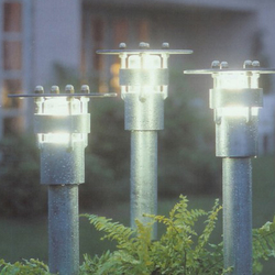 CLASSICA wall lamp/bollard | Path lights | Okholm Lighting