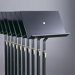 MUSIC STAND without light | Mobili orchestra | Okholm Lighting