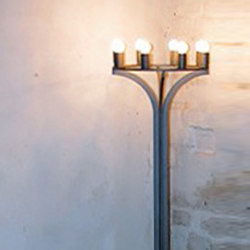 SCHLOSS KRONBORG Kandelaber | Free-standing lights | Okholm Lighting