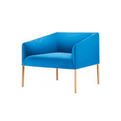 Saari | 2711 | Lounge chairs | Arper