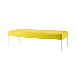 Saari | 2714 | Waiting area benches | Arper