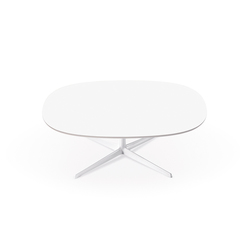 Eolo | H 35 | Lounge tables | Arper