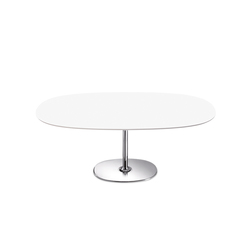 Dizzie | H 35 | Lounge tables | Arper