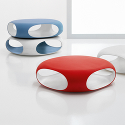Pebble table | Lounge tables | Bonaldo