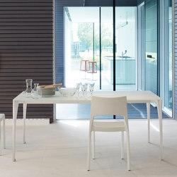 Sol | Tables de repas | Bonaldo