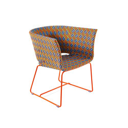 Kente lounge chair | Sillones de jardín | Varaschin