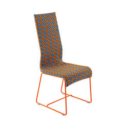 Kente chair | Sillas | Varaschin