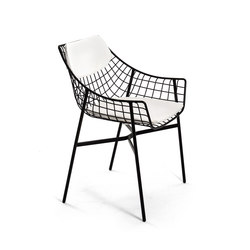 Summerset armchair | Restaurant chairs | Varaschin
