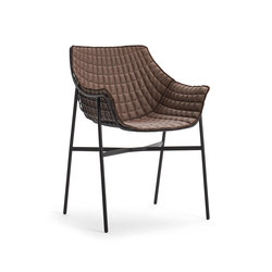 Summerset armchair | Chaises de restaurant | Varaschin