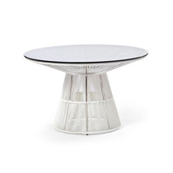 Tibidabo table | Dining tables | Varaschin