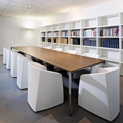 Diamond Meeting | Conference tables | Sinetica Industries
