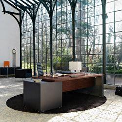 Ego | Individual desks | Sinetica Industries