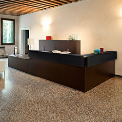 Factory | Reception desks | Sinetica Industries