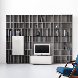 Flex Shelf System | Wall storage systems | Piure