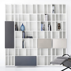 Flex Shelf System | Shelving systems | Piure