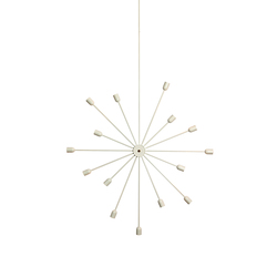Astoria 15 arms wall lamp | Suspended lights | RUBEN LIGHTING