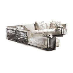 Cestone | Sistemi di sedute componibili | Flexform