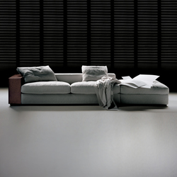 Groundpiece | Lounge sofas | Flexform