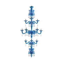 Torpedo Taif | Ceiling suspended chandeliers | Barovier&Toso