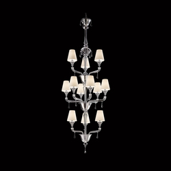 Torpedo Nevada | Ceiling suspended chandeliers | Barovier&Toso