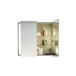 Ketho - Armoire de toilette | Armoires à miroirs | DURAVIT