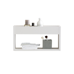 Ketho - Wall shelf | Bath shelving | DURAVIT