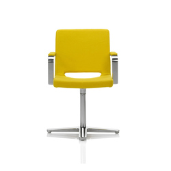 SoftX | Visitors chairs / Side chairs | Martela