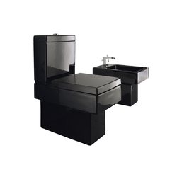 Vero - Toilet, close-coupled/Bidet | Toilets | DURAVIT