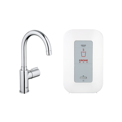 GROHE Red Mono Armatur und Single Boiler | Küchenarmaturen | GROHE