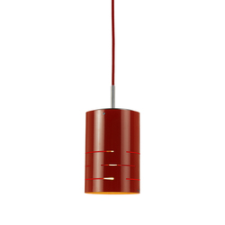 Clover 20 pendant red | General lighting | Bsweden