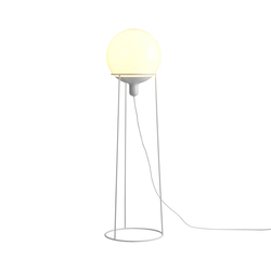 Dolly 36 floor lamp white | General lighting | Bsweden