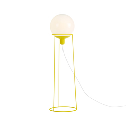 Dolly 36 floor lamp yellow | General lighting | Bsweden