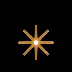 Fling 33 pendant small gold | Iluminación general | Bsweden
