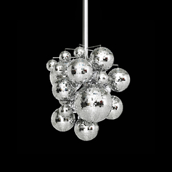 Konfetti Chandelier | Suspended lights | Bsweden