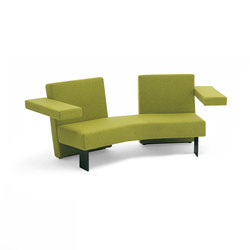 Meet-Me | Lounge-Arbeits-Sitzmöbel | Segis