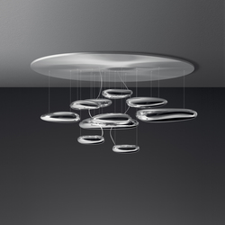 Mercury Ceiling Lamp | Ceiling lights | Artemide