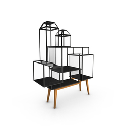 Steel Cabinet 7 | Display cabinets | JSPR