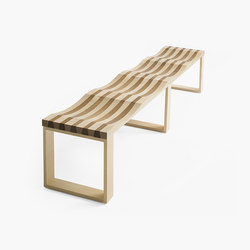 SIDEbySIDE SBSS2T/SBSE2T | Waiting area benches | Karl Andersson