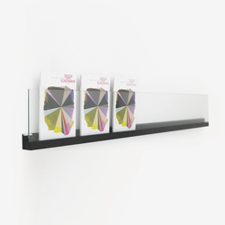 Front Ledge FR1 200 | Brochure / Magazine display stands | Karl Andersson
