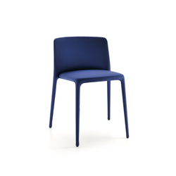 Achille chair | Visitors chairs / Side chairs | MDF Italia