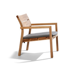 Kos Teak Easy chair | Garden armchairs | Tribù