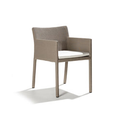 Terra Armchair | Garden chairs | Tribù